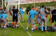 Trabzonspor: Ekuban'ın tarak kemiğinde kırık tespit edildi