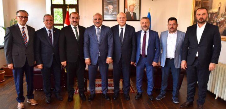 DKBB Encümen Toplantısı Trabzon'da yapıldı