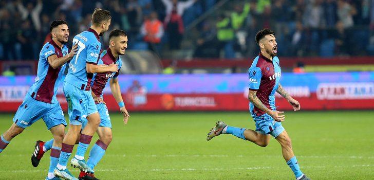 Trabzonspor'da yönetimin futbolculara sürprizi var