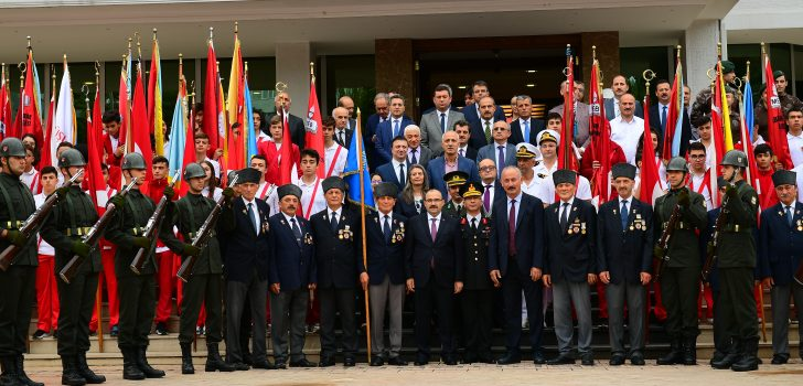 Atatürk'ün Trabzon'a İlk Gelişinin 95. Yıl dönümü Törenlerle Kutlandı