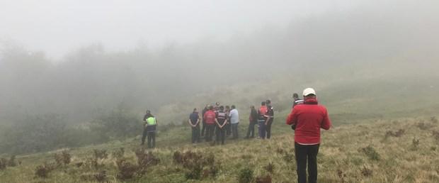 Yaylada kaybolan 6 kişi sağ olarak bulundu