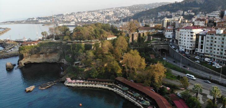 Trabzon'un göbeğindeki kaleyi istiyorlar!