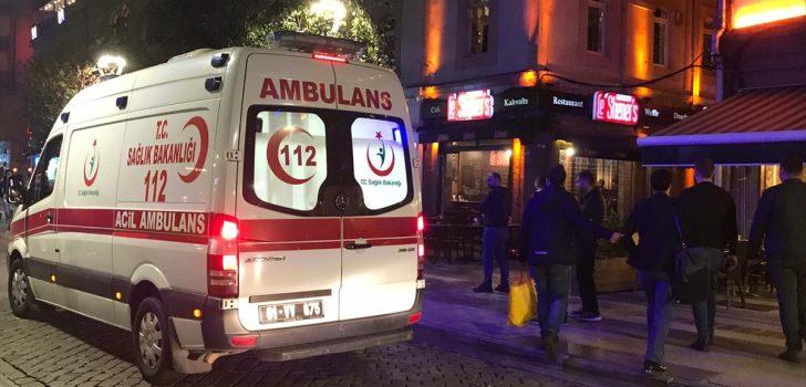 Trabzon'da silahlı kavga: 2 yaralı