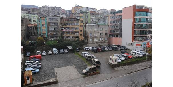 Trabzon'da 24 otopark iptal edildi!