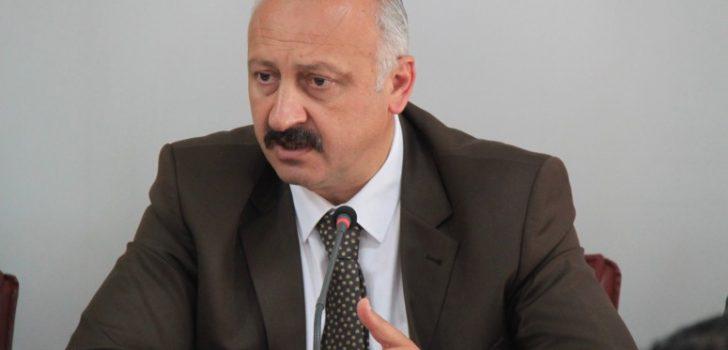 Başkan Çebi'den Barış Pınarı Harekatı Mesajı