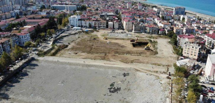 Trabzon'da Millet Bahçesi tartışmaları sürüyor