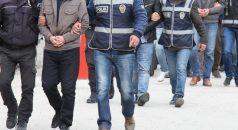 Trabzon'da 8 şüpheli yakalandı