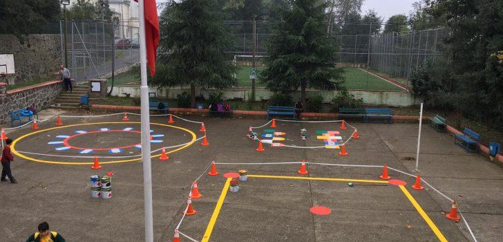 Geleneksel Oyunlar, İlkokul Bahçelerinde Yerini Aldı