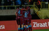 Trabzonspor kupada Altay'ı Sturridge ve Sörloth'un golleriyle geçti