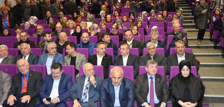 AK Parti Trabzon Genişletilmiş İl Danışma Meclisi Toplantısı