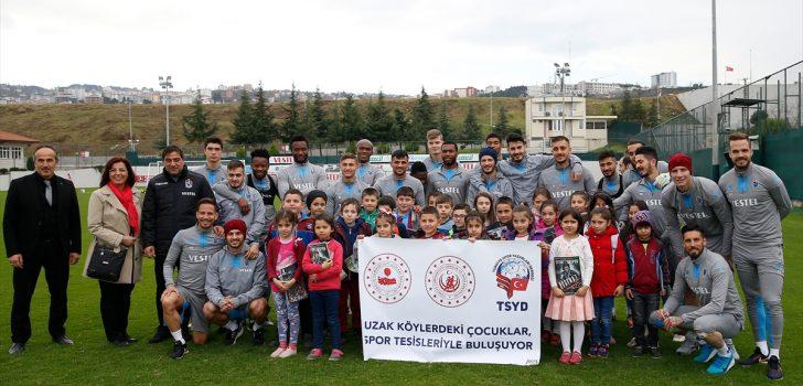 Trabzonspor, Kayserispor maçının hazırlıklarına başladı