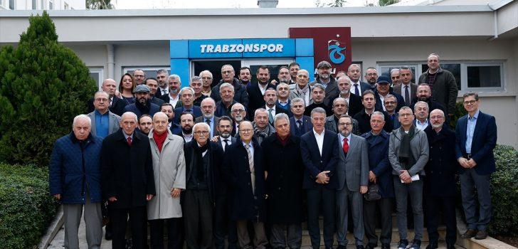 Trabzonspor'da istişare toplantısı yapıldı