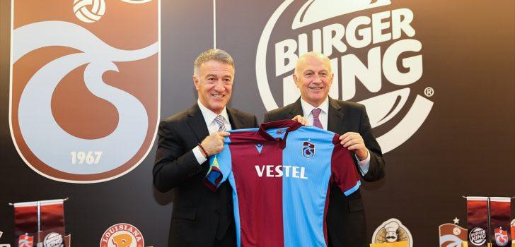 Trabzonspor Kulübü, TAB Gıda'yla sponsorluk anlaşması imzaladı