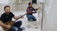 Trabzon'da seramik ustasının ilginç özelliği