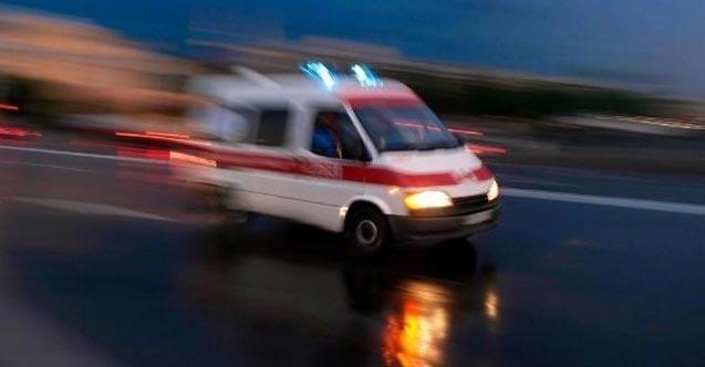 Araklı tünelinde kaza – 7 yaralı