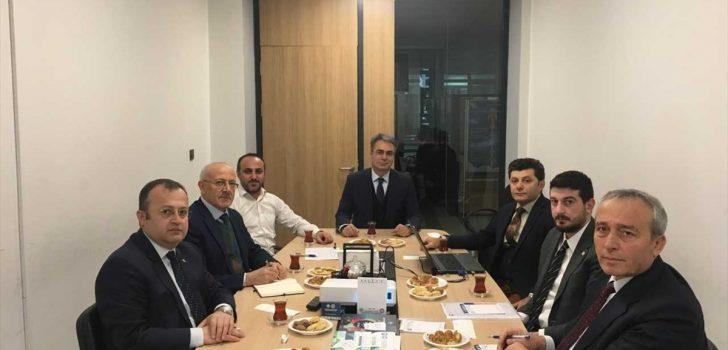 Fındık Konusunda Ticaret Borsaları ile İşbirliği ve İstişare Toplantısı