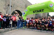 Trabzon'da Uluslararası Yarı Maratonu'nda kazananlar belli oldu