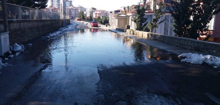 Trabzon'da isyan ettiren görüntü! Her yağış sonrası bu hale geliyor