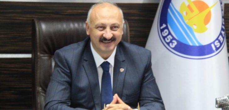 Başkan Çebi'den Regaip Kandili Mesajı