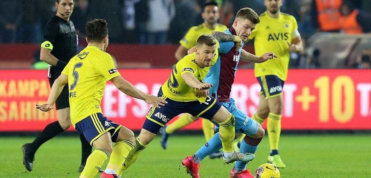 Trabzonspor kupada yarın Fenerbahçe'yi konuk edecek