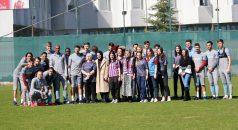 Trabzonspor'da Gaziantep FK maçının hazırlıkları başladı
