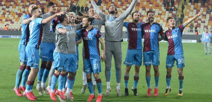 Trabzonspor, deplasman başarısına güveniyor