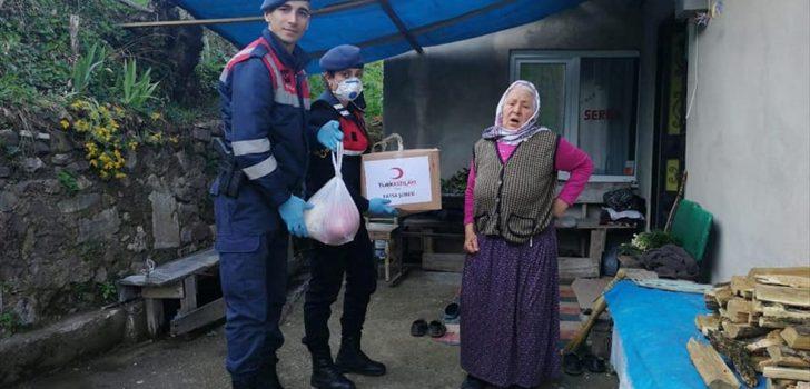 """Trabzon, Ordu ve Rize'de """"Vefa Sosyal Destek Grubu"""" oluşturuldu"""