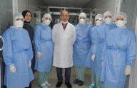 KTÜ Farabi Hastanesi Kovid-19 testi yapılan merkezler arasında yer alıyor