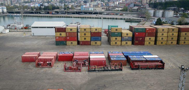 """Trabzon Limanı """"Fatih"""" sondaj gemisini bekliyor"""