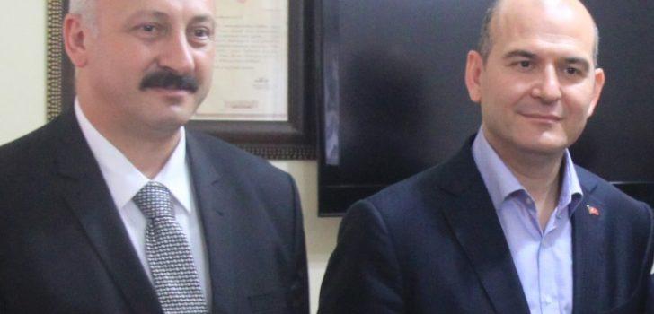 Başkan Çebi'den, Bakan Soylu'nun İstifasına Dair Açıklama