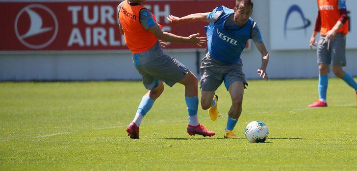 Trabzonspor Pereira ile nikah tazeledi