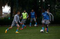 Trabzonspor hazırlıklarını tek antrenmanla sürdürdü