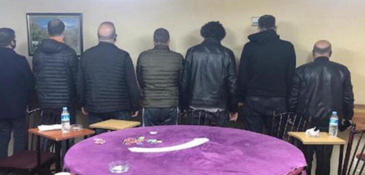 Trabzon'da kumar oynayan 8 kişiye 35 bin lira ceza