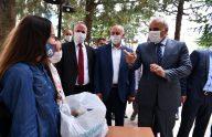 Başkan Zorluoğlu Düzköylülerle Bir Araya Geldi