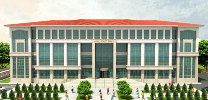 Araklı'ya Yeni Adliye Sarayı