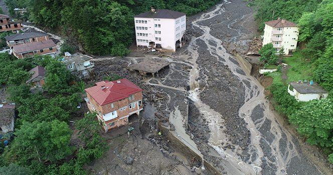 Çamlıktepe Mahallesinde Yaşanan Sel Felaketinin Yıl Dönümü