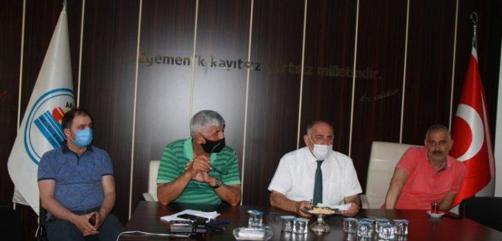 Araklı'da Elektrik Hatları Yeraltına Alınıyor
