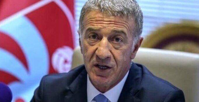 """Trabzonspor Kulübü Başkanı Ağaoğlu: """"Takımımızın ligi şampiyon olarak bitireceğinden en ufak kuşkumuz yok"""""""