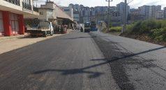Trabzon Büyükşehir Belediyesi'nin yenileme çalışmaları sürüyor