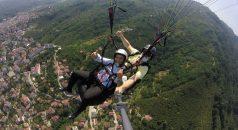 Türkiye Yamaç Paraşütü Hedef Şampiyonası'nın 1. etap yarışı Trabzon'da yapılacak