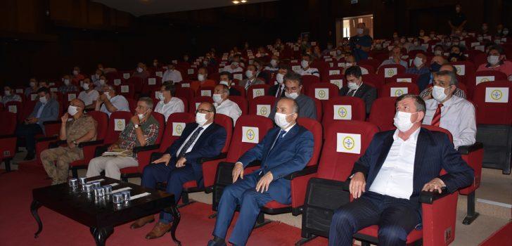 "Trabzon'da ""15 Temmuz ve Milli İrade-4"" paneli"