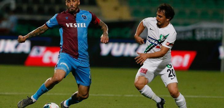 Futbol: Süper Lig- Yukatel Denizlispor: 2 – Trabzonspor: 1