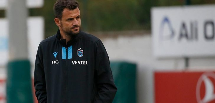 Trabzonspor ile yolları ayrılan Hüseyin Çimşir'den açıklama: Elimizden geleni yapmaya çalıştık