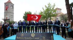 Sümela Manastırı restorasyonun ardından yeniden ziyarete açıldı