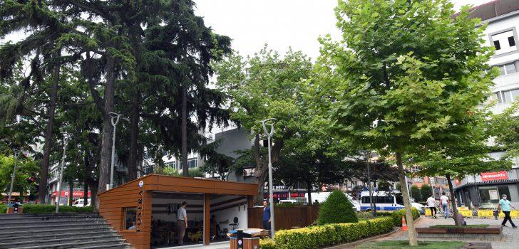 Büyükşehir Lostra salonlarını yeniledi