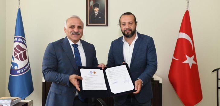 Büyükşehir ve Tgc Arasında İş Birliği Protokolü İmzalandı