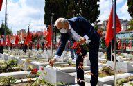 Trabzon'da Şehitler Dualarla Anıldı