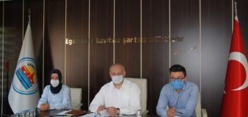 Araklı Belediyesi'nde Temmuz Ayı Meclis Toplantısı Gerçekleştirildi