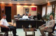 Başkan Çebi'den Karayolları Bölge Müdürü Aşık'a Ziyaret