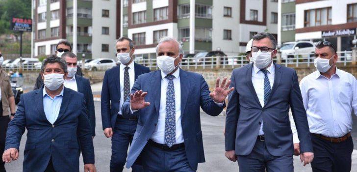Başkan Zorluoğlu, Daire Başkanı Hüseyin Türket İçin Taziye Mesajı Yayımladı